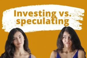 Are You Investing or Speculating? Here's the Crucial Difference